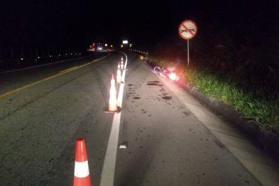 Otro motociclista perdió la vida en un accidente de tránsito en Girón