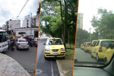 Caos vial en Bucaramanga, el eterno problema de los ciudadanos