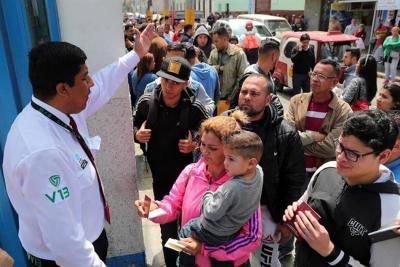 Según la ONU son tres millones los refugiados y migrantes venezolanos en el mundo
