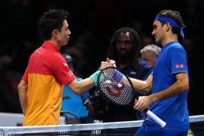 Federer perdió y Nadal terminará el año como el número 2