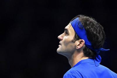Federer fue eliminado por Zverev del Torneo de Maestros