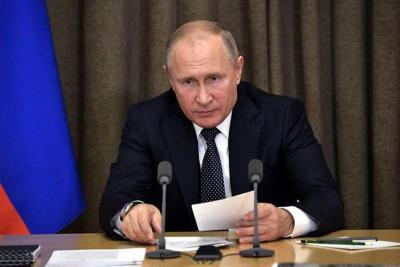 Putin advierte a Ucrania