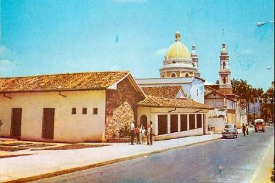Los nombres de 'pila' de  las calles de Bucaramanga