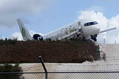 Al menos 6 heridos por aterrizaje de emergencia en Guyana