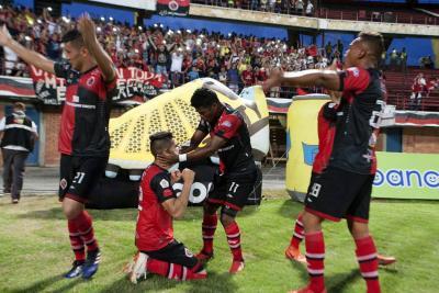 Cúcuta y Unión Magdalena regresan al fútbol de la A