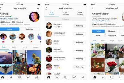Los cambios que aplicará Instagram en los perfiles de sus usuarios