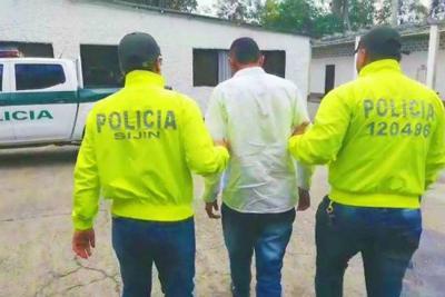 El hecho ocurrió el pasado martes 7 de noviembre en el barrio Santa Elena.