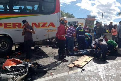 Durante el puente festivo han fallecido 27 personas en las carreteras