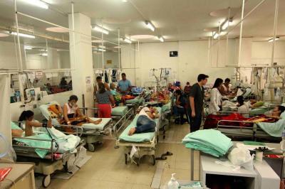 El Hospital Universitario de Santander superó su capacidad de atender urgencias
