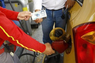 Gasolina en Bucaramanga subirá $98 por galón desde este sábado