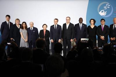El mundo alienta multilateralismo al margen de Trump