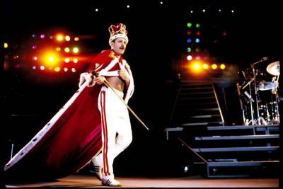 Hoy cumplen 27 años de la muerte de Freddie Mercury
