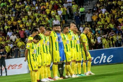 Confirmado: Aguirre y Caballero continúan en el Atlético Bucaramanga