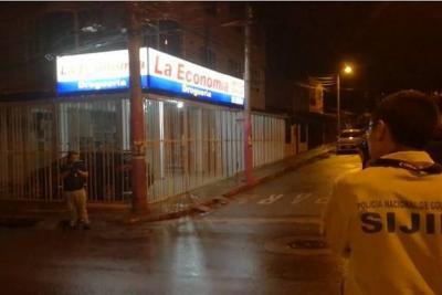 Hombre fue asesinado de un disparo en Piedecuesta