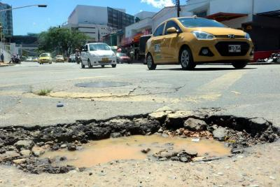 El área metropolitana de Bucaramanga no aguanta un hueco más