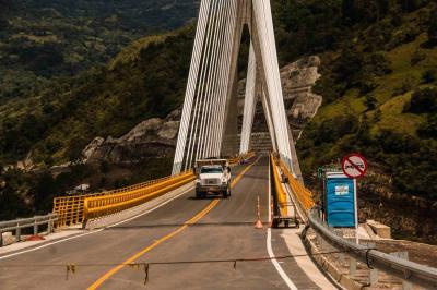 Prueba de carga en el puente Hisgaura será el próximo martes 4 de diciembre