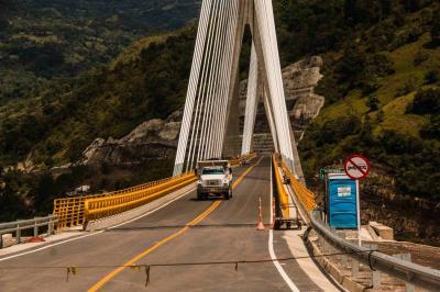 ¿En veremos la prueba de carga del Puente Hisgaura?