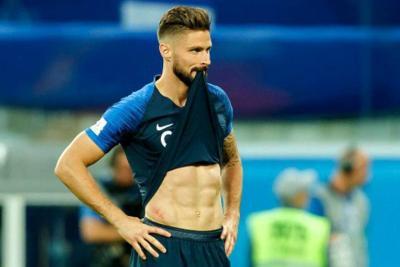 """""""En el fútbol es imposible declararse gay"""": Oliver Giroud"""