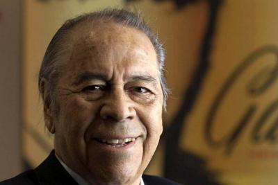 Murió Lucho Gatica, el chileno que revolucionó el bolero