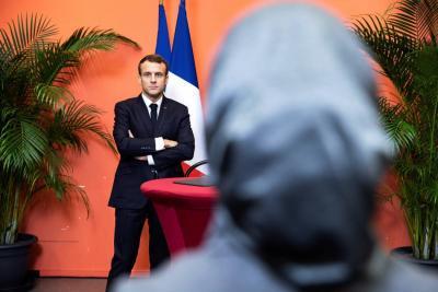 Imputados cuatro de los detenidos por preparar un atentado contra Macron