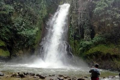 Joven murió ahogado en cascada ubicada zona rural de Piedecuesta