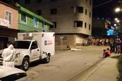 Crimen en Los Colorados corta racha de 33 días sin asesinatos en Bucaramanga
