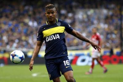 Tres colombianos protagonistas de la final Libertadores Boca-River