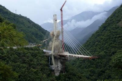 Construcción del nuevo Puente de Chirajara costaría $96.000 millones