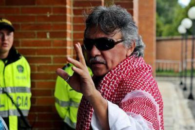 JEP reitera solicitud de pruebas para extradición de 'Jesús Santrich'