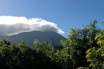 Volcanes Fuego, Pacaya y Santiaguito de Guatemala registran actividad