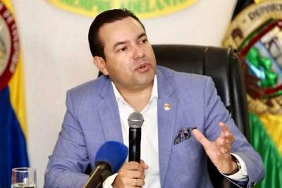 Gobernador de Santander definirá quién será el Alcalde encargado