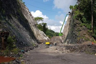 Contrato vial entre Cimitarra y Landázuri, en Santander, ¿finalizó 'a medias'?