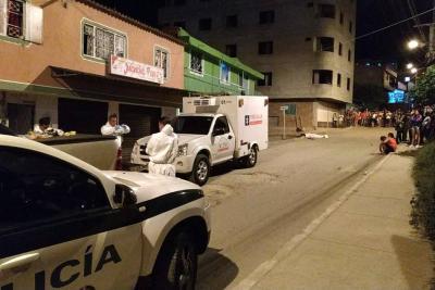 De dos disparos asesinaron a un hombre que tenía casa por cárcel en Bucaramanga