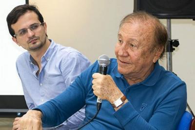 Manolo Azuero, designado alcalde (e) de Bucaramanga