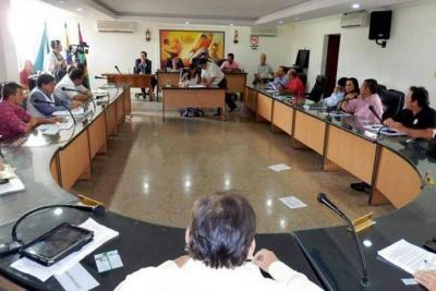 Por primera vez la administración de Héctor Mantilla deberá establecer el presupuesto municipal vía decreto, luego de que el Concejo archivara el proyecto de Acuerdo.