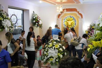 Isneida Parada Suárez (foto) será sepultada hoy en el Cementerio Central de Bucaramanga.
