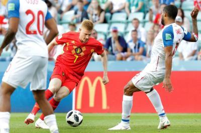 La participación de Gabriel Gómez en la Copa Mundo de Rusia 2018 le dejó beneficios económicos al Atlético Bucaramanga, tras la repartición hecha por la FIFA.