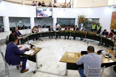 Aún no hay viabilidad para el presupuesto de gastos de Bucaramanga para la vigencia fiscal 2019. De llegarse a archivar la iniciativa, sería la tercera ocasión que el Concejo de Bucaramanga se niega a aprobar el Presupuesto de la administración Hernández.
