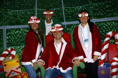 Un cuento hecho Navidad en Acualago
