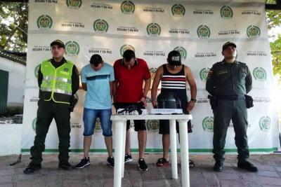 Caen fleteros luego de golpe de $30 millones en Puerto Boyacá