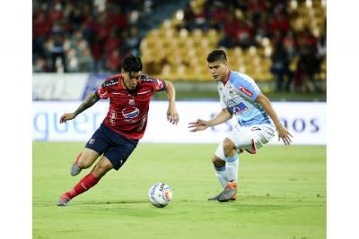 Junior - Medellín, el primer sorbo de la final de la Liga