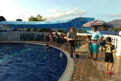 Inspección a piscinas evidencia el incumplimiento de las normas