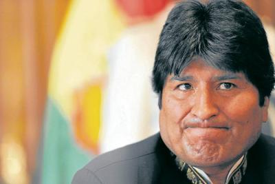 Evo Morales va por un cuarto mandato en Bolivia