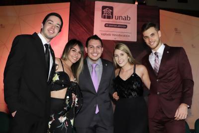 UNAB gradúa primeros 'Ser Pilo Paga'.