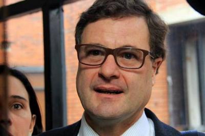 Andrade, procesado por el caso Odebrecht, quedó en libertad