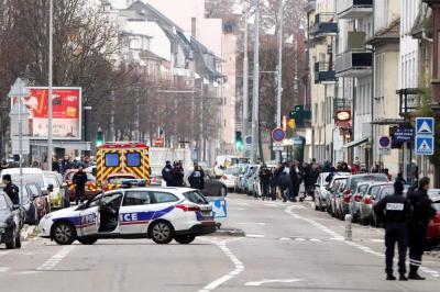 """Terrorista de Estrasburgo """"fue abatido"""", según medios franceses"""