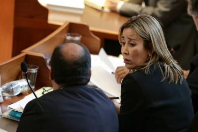 En 2019 se definirá el futuro judicial de la exfiscal Hilda Niño