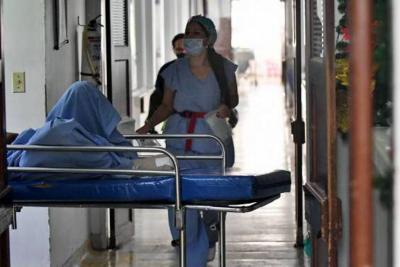 Van 39 heridos por pólvora en Colombia