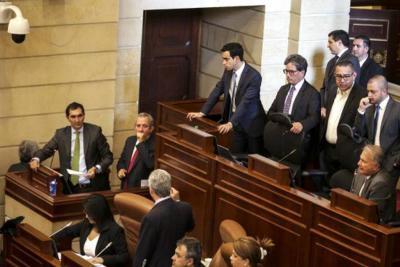 109 artículos de los 113 que contiene el proyecto de Ley de Financiamiento, fueron aprobados.
