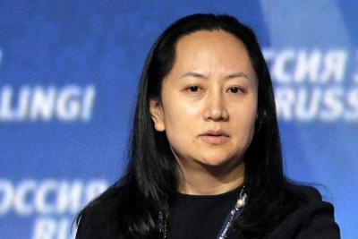 La detenida ocupa el puesto de directora financiera de Huawei desde 2011.